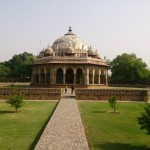 Isa Khan Tomb Enclosure